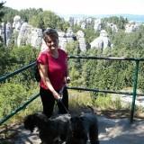 Na výletě - Hruboskalsko